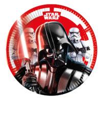 Star Wars Final Battle - Paper Plates Medium 20 cm - 88138