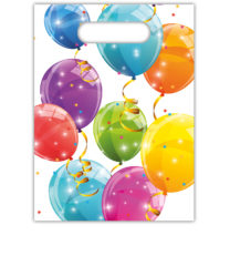 Sparkling Balloons - Party Bags - 88152