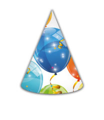 Sparkling Balloons - Hats - 88157