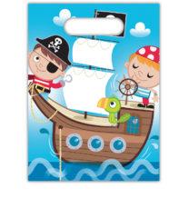 Pirates Treasure Hunt - Party Bags - 88254