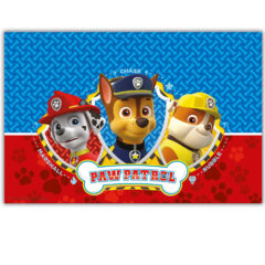 Paw Patrol Ready for Action - Plastic Tablecover 120x180cm - 88544