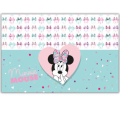 Minnie Party Gem - Plastic Tablecover 120x180cm - 88977