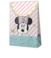 Minnie Party Gem - Paper Bags - 88983
