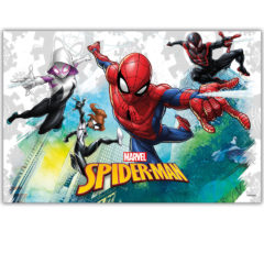 Spider-Man Team Up - Plastic Tablecover 120x180cm - 89449