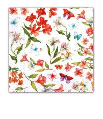 Everyday Napkin Designs - Happy Nature Three-Ply Napkins 33x33 cm - 89788