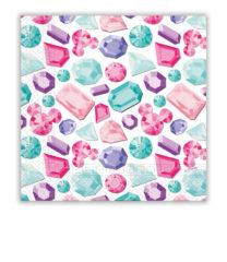 Minnie Party Gem - Three-ply Paper Napkins 33x33 cm - 89903