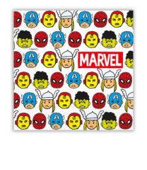 Avengers Pop Comic - Three-ply Paper Napkins 33x33 cm - 89904