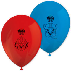 Paw Patrol Ready for Action - 11 Inches Printed Balloons. - 89977