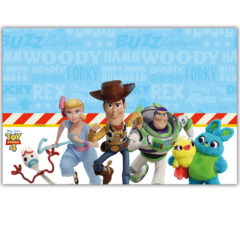 Toy Story 4 - Tablecover 120x180 cm - 90232