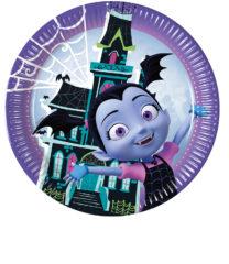 Vampirina - Paper Plates 23 cm - 90369