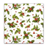 Seasonal Napkin Designs - Christmas Gee Three-Ply Paper Napkins 33x33 cm. - 90439