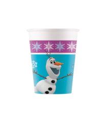 Frozen Northern Lights - Paper Cups 200 ml - 90819