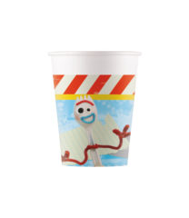 Toy Story 4 - Paper Cups 200 ml - 90871