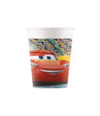 Cars 3 - Paper Cups 200 ml - 90961