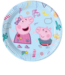 Peppa Pig Messy Play - Paper Plates 23 cm - 91032