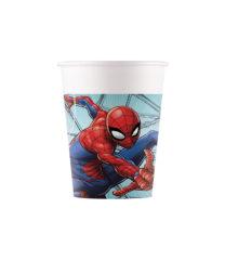 Spider-Man Team Up - Paper Cups 200 ml - 91044