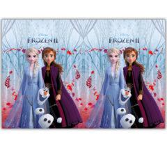 Frozen 2 - Plastic Tablecover 120x180 cm - 91129