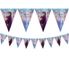 Frozen 2 - Triangle Flag Banner - 91135