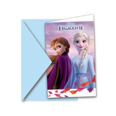 Frozen 2 - Invitations & Envelopes - 91821