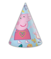 Peppa Pig Messy Play - Party Hats - 91996