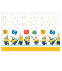 Minions: The Rise of Gru - Plastic Tablecover 120x180 cm. - 92137