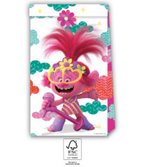 Trolls 2 World Tour - Paper Party Bags FSC - 92144