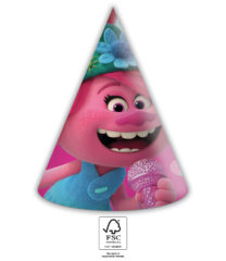 Trolls 2 World Tour - Party Hats FSC - 92146
