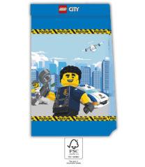 Lego City - Paper Party Bags FSC. - 92249