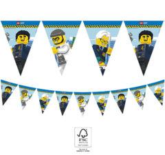 Lego City - Paper Flag Banner FSC. - 92250