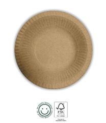 Kraft Tableware - Kraft Paper Bowls 15.5 cm - 92513