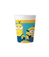 Minions: The Rise of Gru - Reusable Cups 230 ml. - 92854