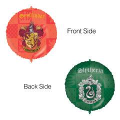 Harry Potter Hogwarts Houses - Foil Balloon Dualfaced 46 cm. - 93273