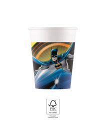 Batman Rogue Rage - Paper Cups 200 ml. FSC. - 93507