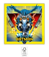 Batman Rogue Rage - Two-Ply Paper Napkins 33x33 cm. FSC. - 93355