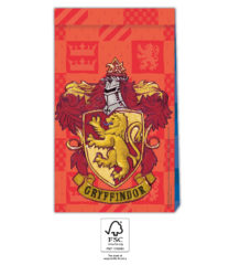 Harry Potter Hogwarts Houses - Paper Bags 21x13x8.5 cm. FSC. - 93369