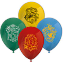 Harry Potter Hogwarts Houses - 11 Inches Printed Balloons. - 93373