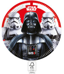 Star Wars Final Battle - Paper Plates 23 cm. FSC. - 93440