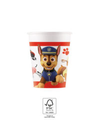 Paw Patrol Ready for Action - Paper Cups 200 ml FSC. - 93470