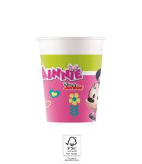 Minnie Happy Helpers - Paper Cups 200 ml FSC. - 93474