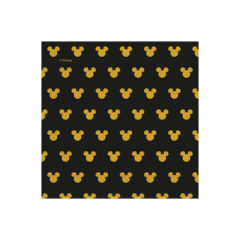 Mickey Gold - Two-Ply Paper Napkins 33x33 cm - 90702