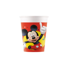 Playful Mickey - Paper Cups 200 ml - 90878