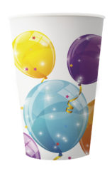 Sparkling Balloons - Reusable Cup 400 ml - 90966