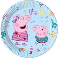 Peppa Pig Messy Play - Paper Plates 23 cm - 91032