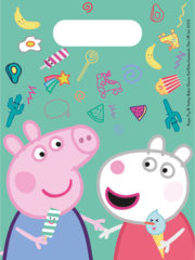 Peppa Pig Messy Play - Party Bags - 91102