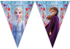 Frozen 2 - Triangle Flag Banner - 91135