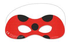 Miraculous Ladybag - Die-Cut Masks - 91352