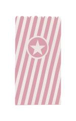 Solid Color New Generation - Pink Paper Pop-Corn Bags FSC - 91357