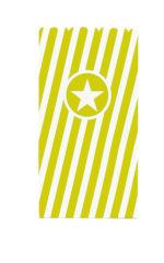 Solid Color New Generation - Lime Green Paper Pop-Corn Bags FSC - 91358
