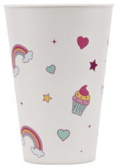 Magic Party - Reusable Cup 400 ml - 91385