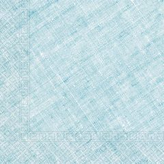 Decorata™ Compostable Solid Colour Collection - Home & Industrial Compostable Turquoise Three-Ply Napkins 33x33 cm FSC - 91497
